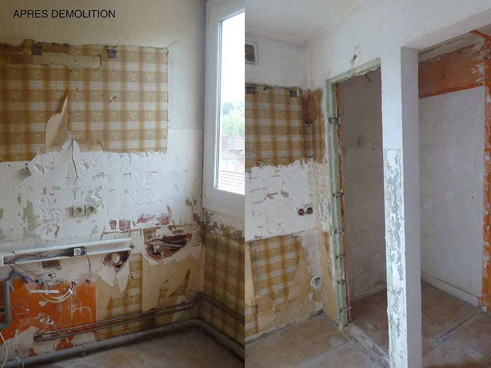 04 projet cuisine reamenagement complet pendant demolition