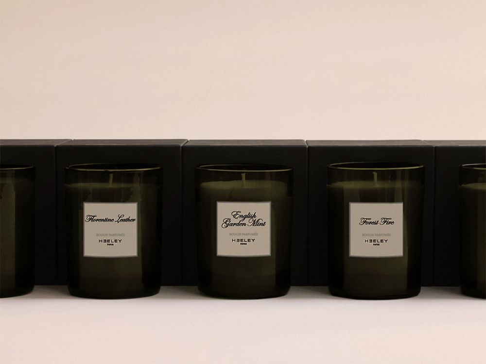10 bougies parfumees james heeley