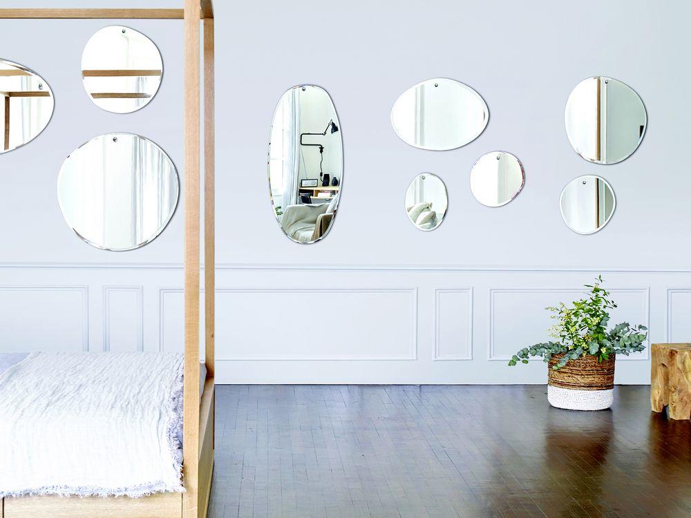 12 miroirs morning ambiance chambre