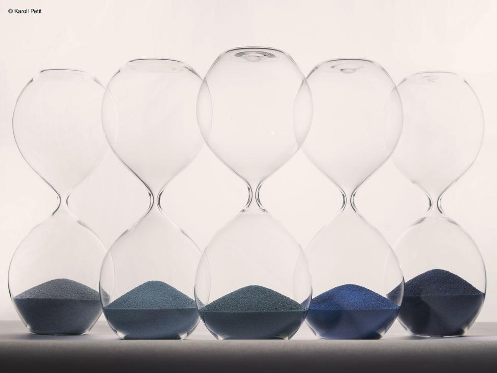 Triple V souffleur de verre