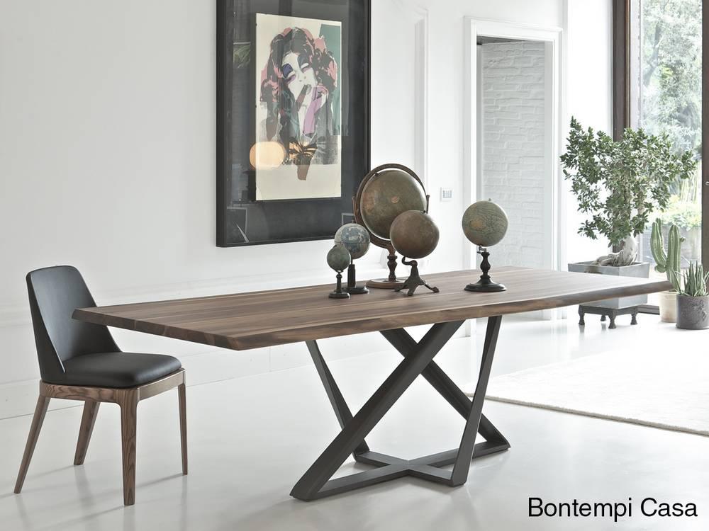 table_repas_millennium_plateau_noyer_chaise_margot